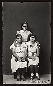 Three Women of a Family