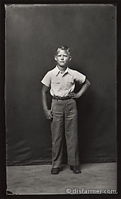 Boy with Hand on Hip